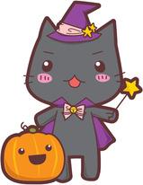 魔法使いネコ