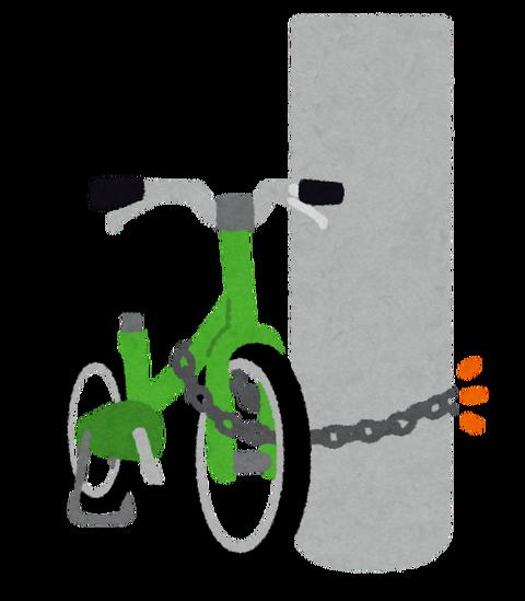 bicycle_chikyu_lock