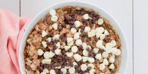 Triple Chocolate Oatmeal