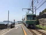 07海岸通り江ノ電