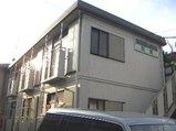 東松原1Kアパート外観