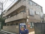 豪徳寺1DKマンション外観