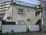 経堂2DKアパート外観