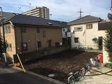 狛江市和泉本町売地現地写真