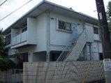 経堂3LDKアパート外観