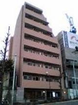 江戸川橋1Kマンション外観