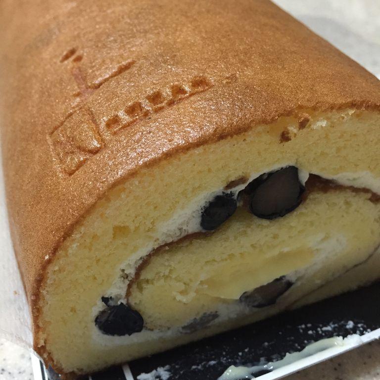 ケーキ 五感