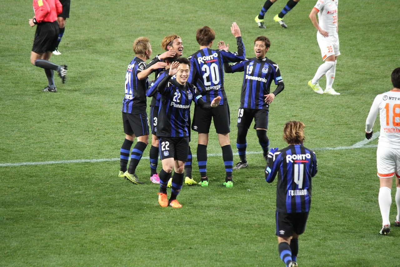 Forza!ガンバ大阪☆forza!Football : ガンバ大阪vs大宮アルディージャ