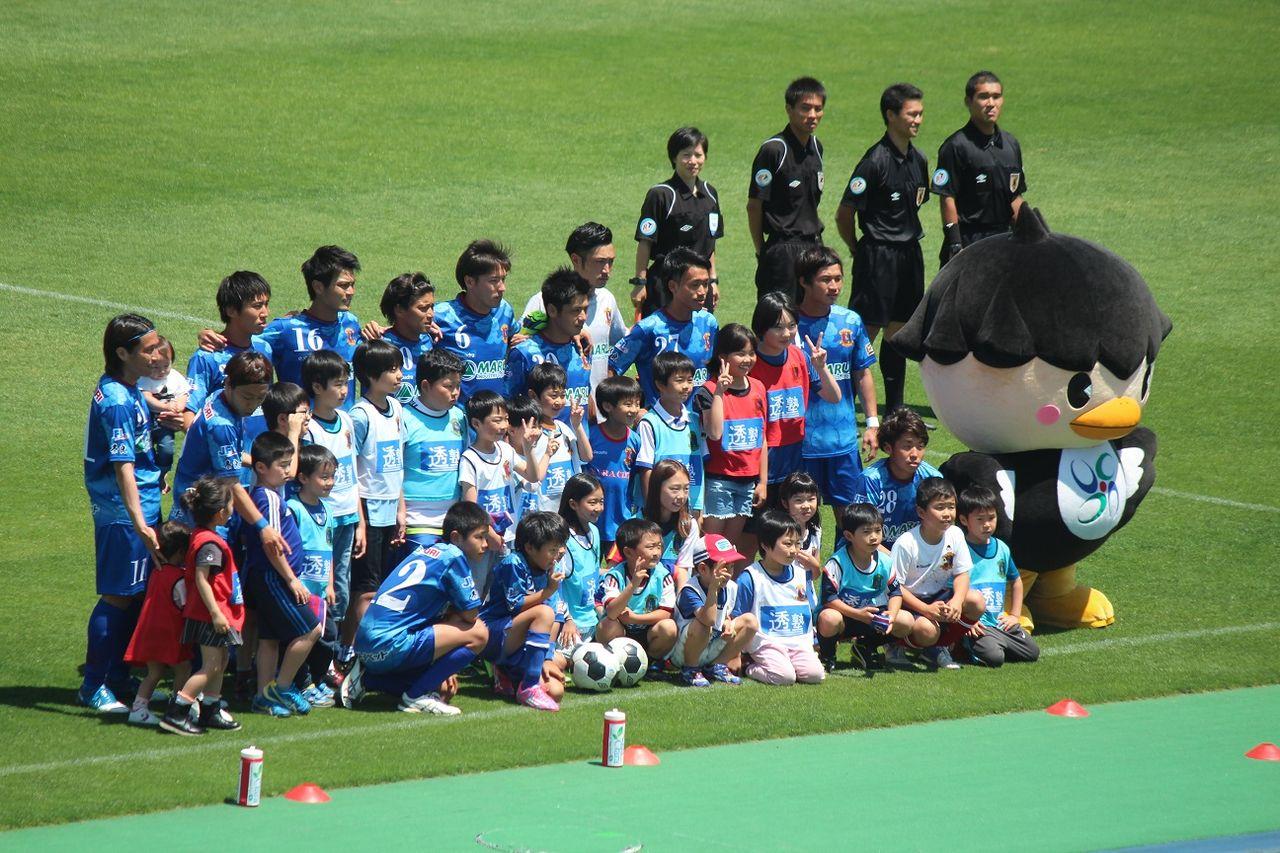 Forza!ガンバ大阪☆forza!Football : 奈良クラブ