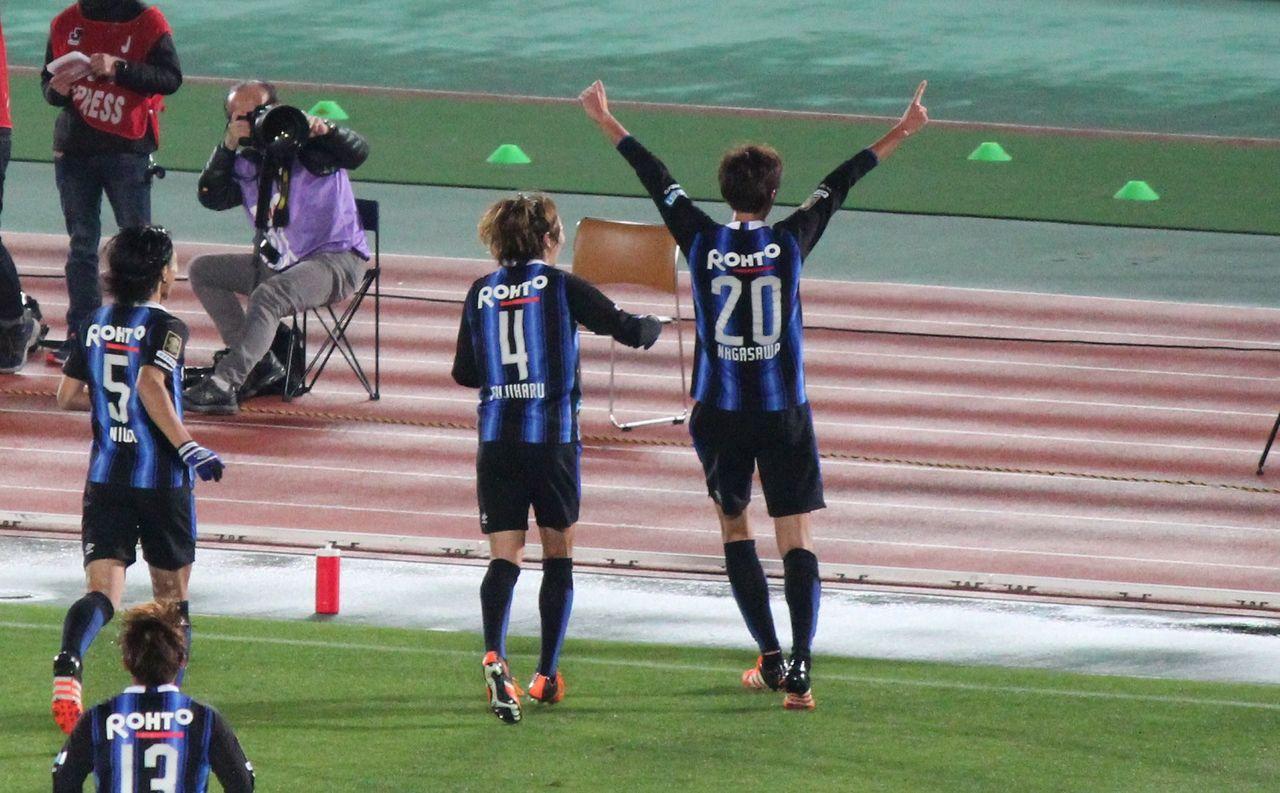 Forza!ガンバ大阪☆forza!Football : ガンバ大阪vsサンフレッチェ広島