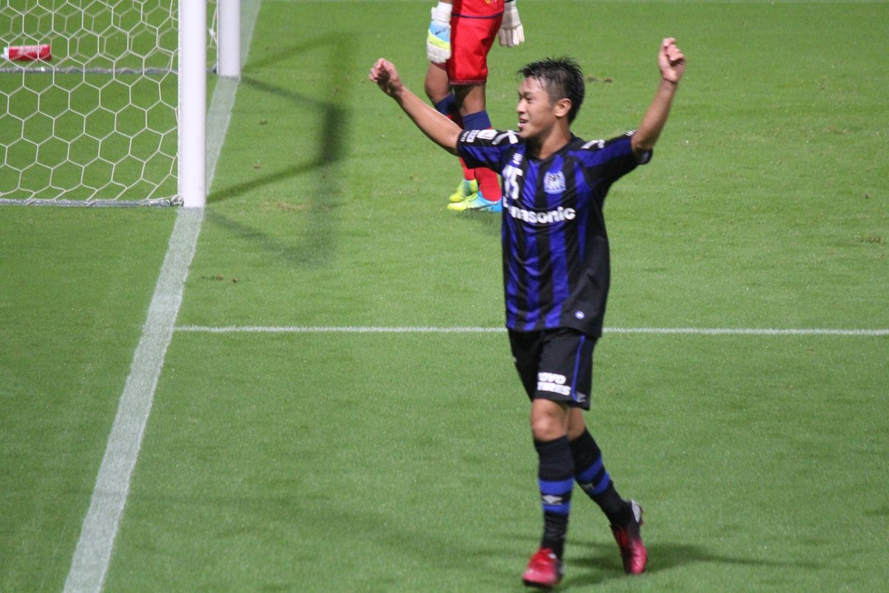 Forza!ガンバ大阪☆forza!Football : ガンバ大阪U-23vs鹿児島ユナイテッドFC