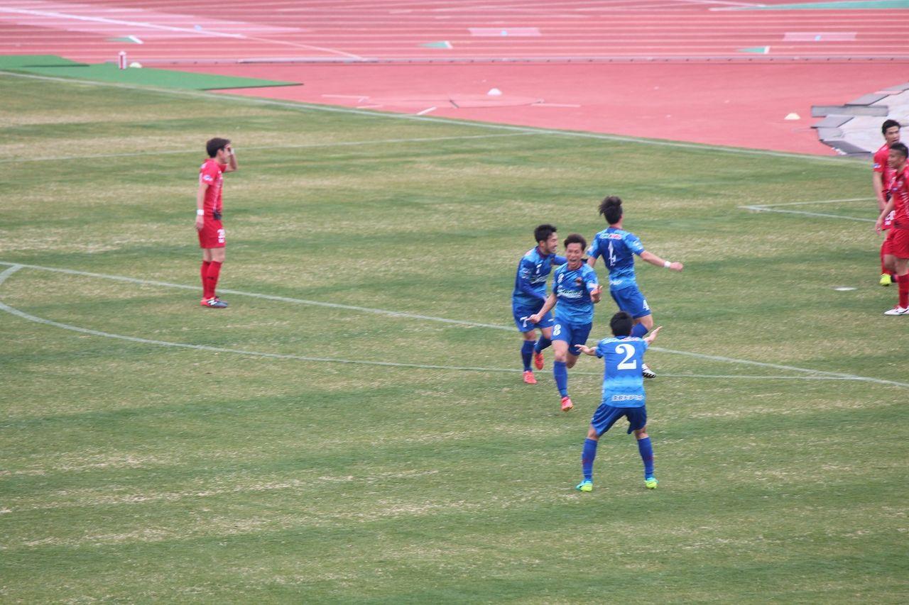 Forza!ガンバ大阪☆forza!Football : 奈良クラブvsヴェルスパ大分