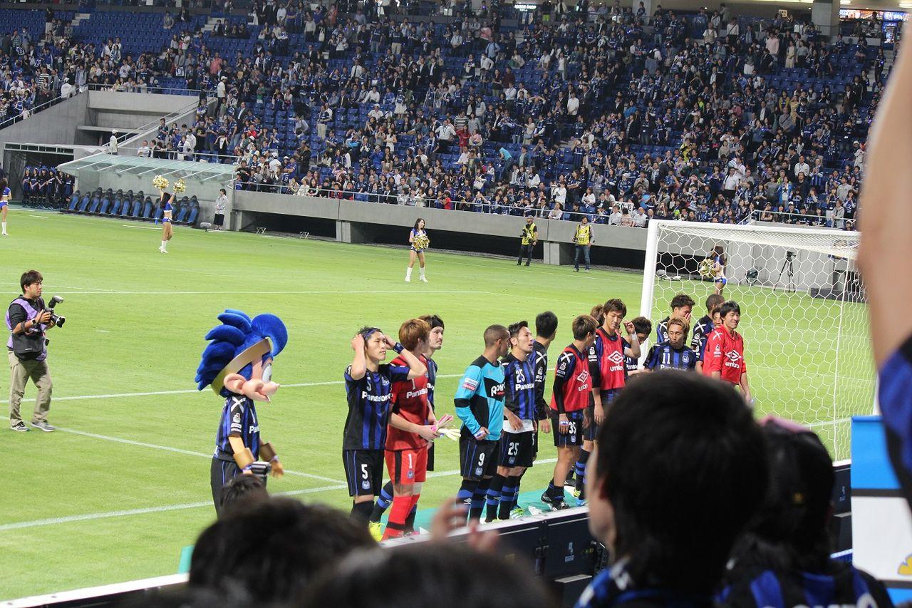 Forza!ガンバ大阪☆forza!Football : ガンバ大阪vsジュビロ磐田