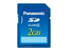 2GB SDメモリーカード RP-SDM02GL1A