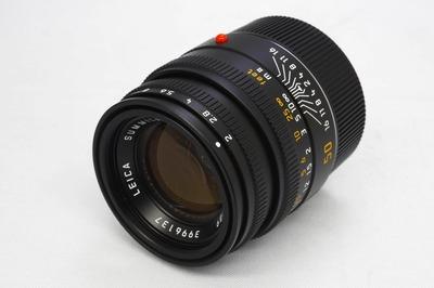 Leica_summicron-M_50mmf2