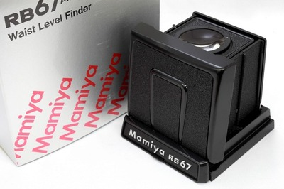 Mamiya_RB67_Waist_Level_Finder