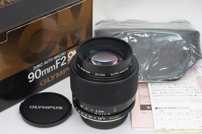 OLYMPUS_OM_90mmF2_MC_MACRO