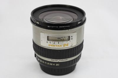 ペンタックス SMC-FA★24mm F2 IF AL a