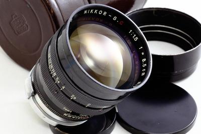 Nikon85-15S