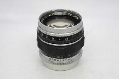 FUJINon(L)50mmf2