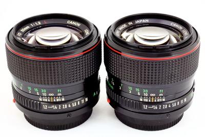 NewFD50mmF12L