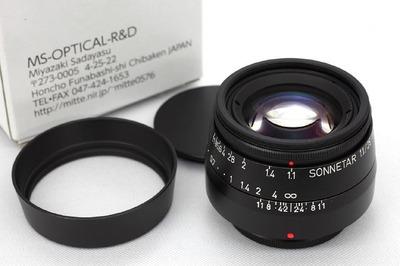MS-OPTICAL_Sonnetar_25mm_Pentax_Q