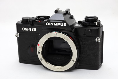 OLYMPUS_OM-4_Ti_Black