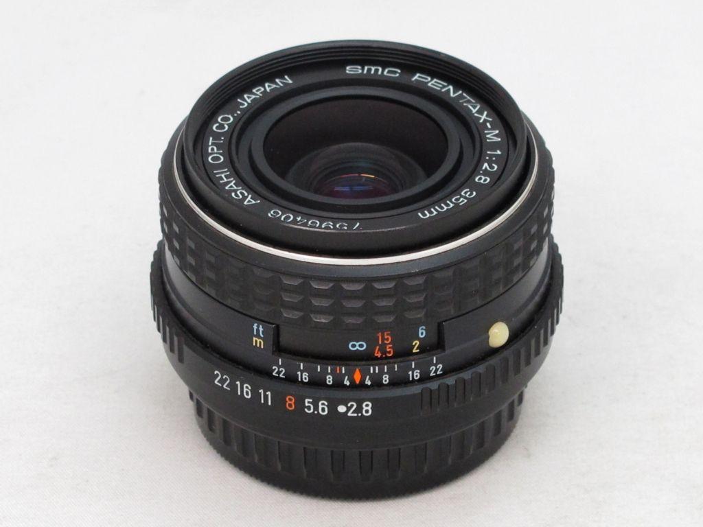 fotoborse (フォトベルゼ)ペンタックス SMC-M 35mm F2.8