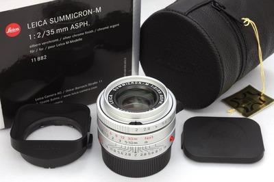 Leica_SUMMICRon-M_35mmf2_6-bit_Silver