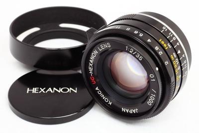 UC-HEXANON35mmF2