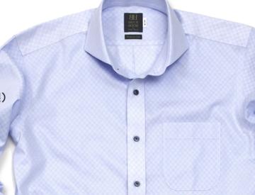 清潔なビジネスシャツで好感度がアップする
