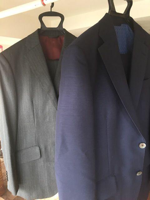 そうだ、スーツを作ろう!(駄ネタ)スーツの保存の仕方。