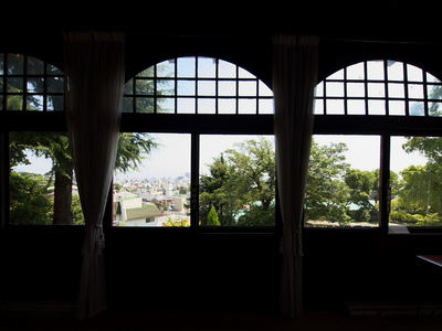 神戸北野異人館-風見鶏の館-