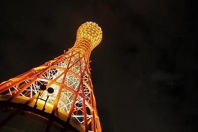 E-P1で夜景撮り-神戸再び-