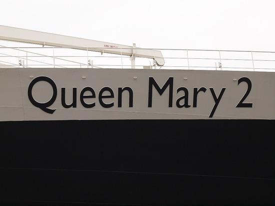 Queen Mary2再び