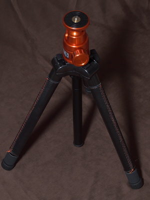 Tripod Leather wrapping
