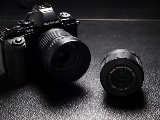 SIGMA 30mm F2.8 EX DN MFT
