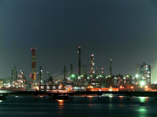 堺泉北臨海工業地帯 再チャレンジ