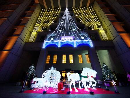 OSAKA光のルネサンス2010 プレビュー