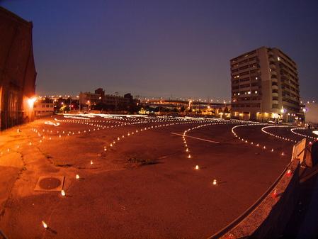 築光キャンドルナイト2010