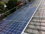 7太陽光発電パネル