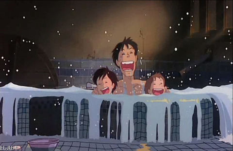 「トトロ 風呂」の画像検索結果