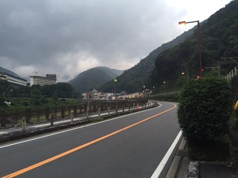60km 箱根湯本駅