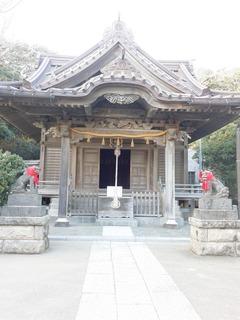 小動神社社殿