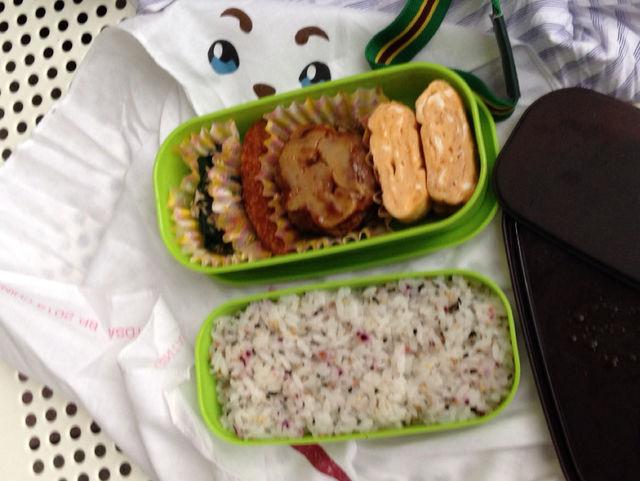 お弁当:美杏さん