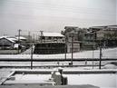今年初積雪