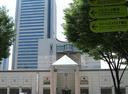 横浜美術館広場