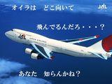 JALよどこへ?