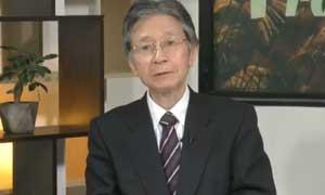 馬渕睦夫 吉備国際大学客員教授