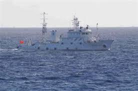 中国公船2隻が領海侵入